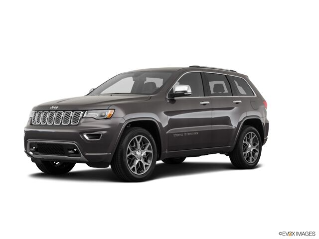2020 Jeep Grand Cherokee OVERLAND 4X4 Plainfield IN