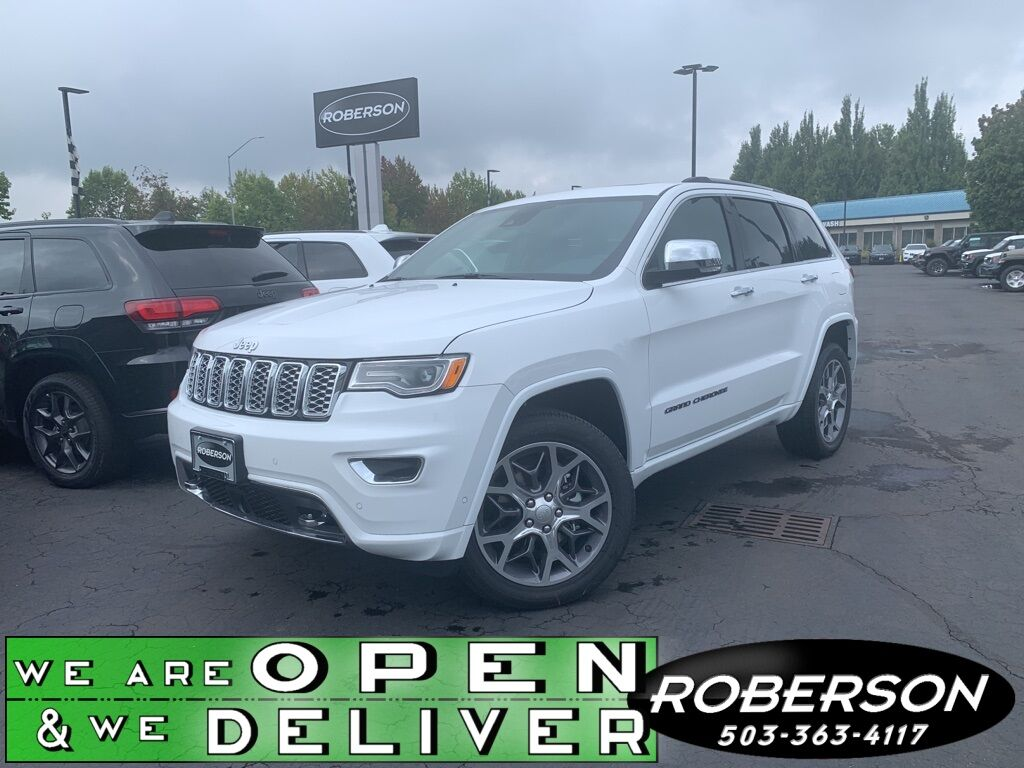 2020 Jeep Grand Cherokee OVERLAND 4X4 Salem OR