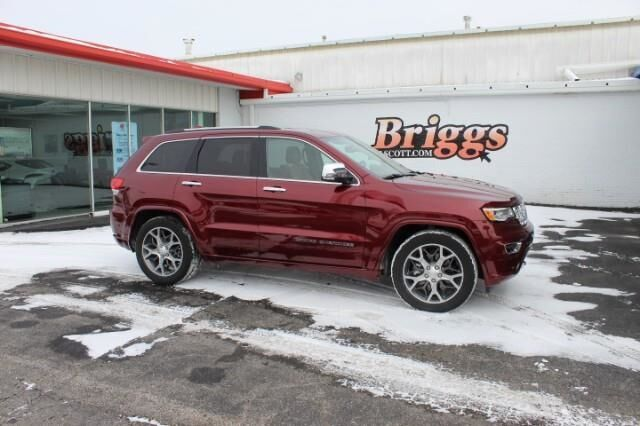 2020 Jeep Grand Cherokee Overland 4x4 Fort Scott KS
