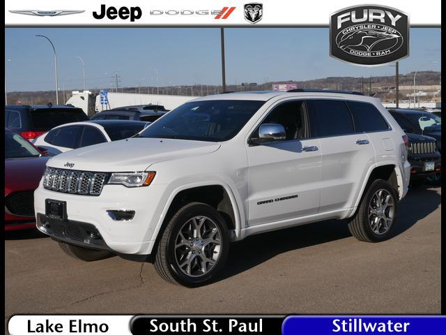 2020 Jeep Grand Cherokee Overland 4x4 St. Paul MN