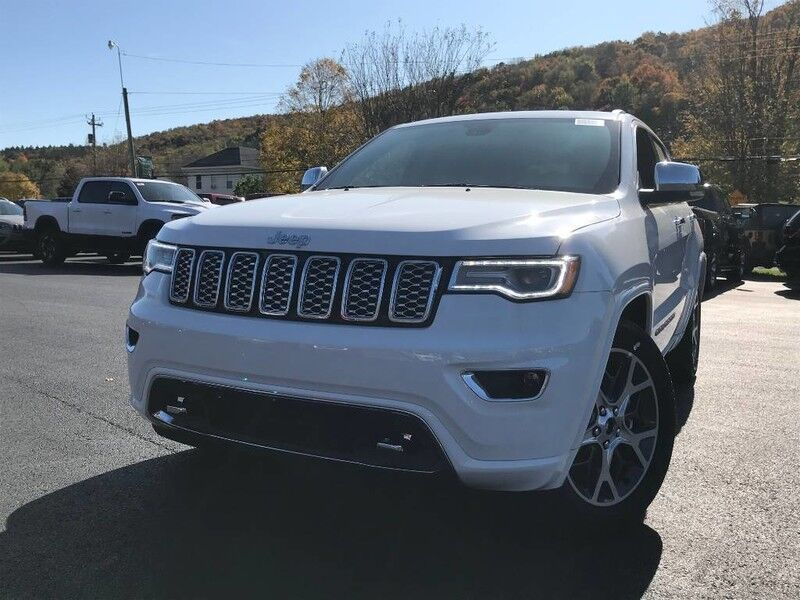 2020 Jeep Grand Cherokee Overland Rock City NY