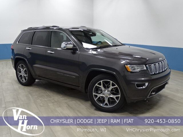 2020 Jeep Grand Cherokee Overland Plymouth WI