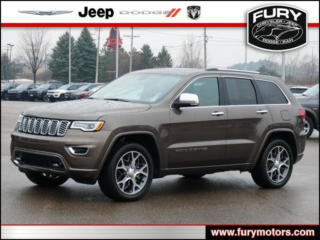 2020 Jeep Grand Cherokee Overland Oak Park Heights MN