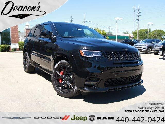 2020 Jeep Grand Cherokee SRT 4X4 Mayfield Village OH