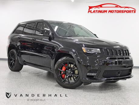 2020_Jeep_Grand Cherokee SRT8_Pano Nav Back Up Camera High Performance Audio Pkg Carfax Certified Loaded_ Hickory Hills IL