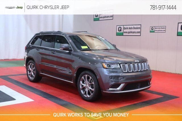 2020 Jeep Grand Cherokee SUMMIT 4X4 Braintree MA