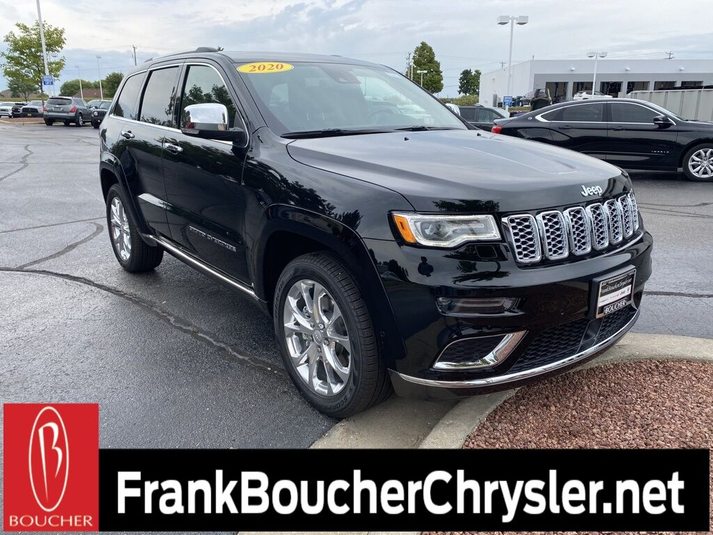 2020 Jeep Grand Cherokee SUMMIT 4X4 Janesville WI