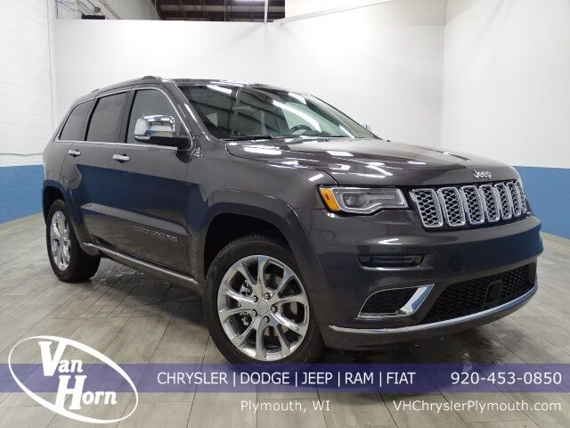 2020 Jeep Grand Cherokee SUMMIT 4X4 Plymouth WI