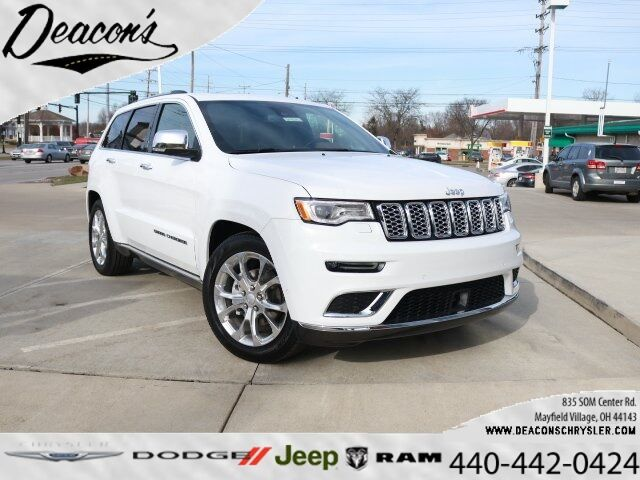 2020 Jeep Grand Cherokee SUMMIT 4X4 Mayfield Village OH