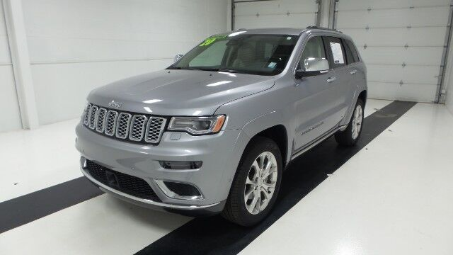 2020 Jeep Grand Cherokee Summit 4x4 Topeka KS