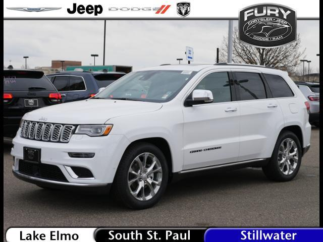 2020 Jeep Grand Cherokee Summit 4x4 Stillwater MN