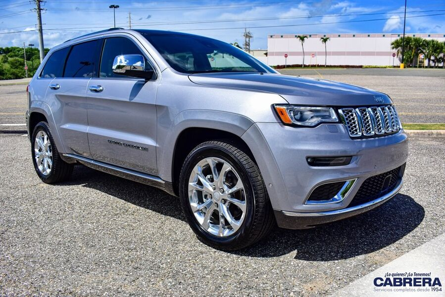 2020 Jeep Grand Cherokee Summit Arecibo PR