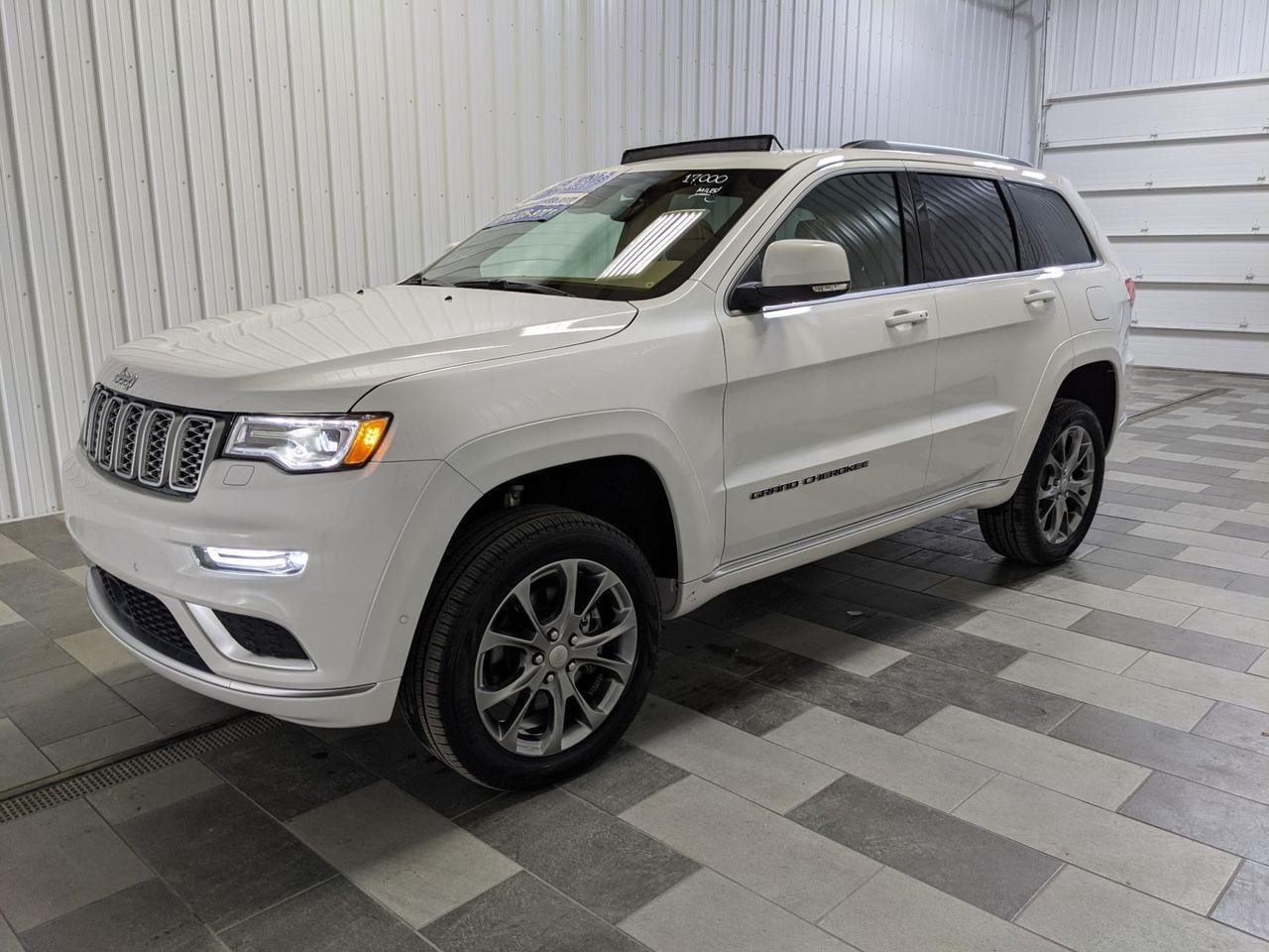 2020 Jeep Grand Cherokee Summit Duncansville PA