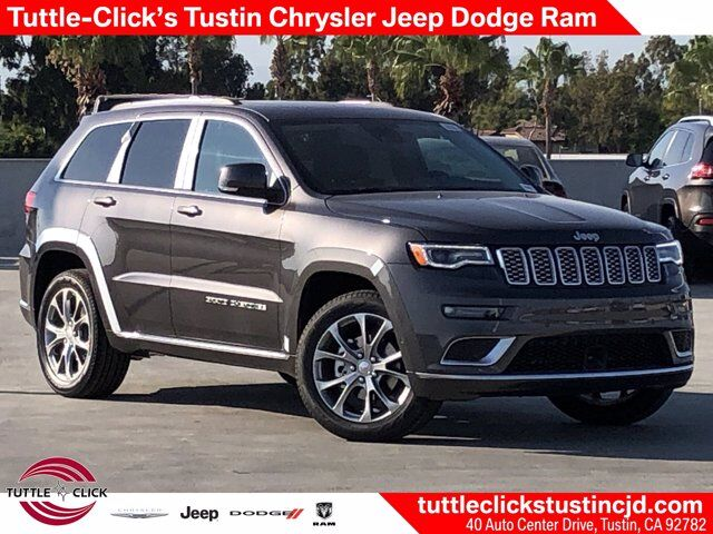 2020 Jeep Grand Cherokee Summit Tustin CA