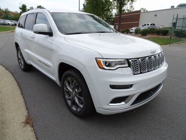 2020 Jeep Grand Cherokee Summit Raleigh NC