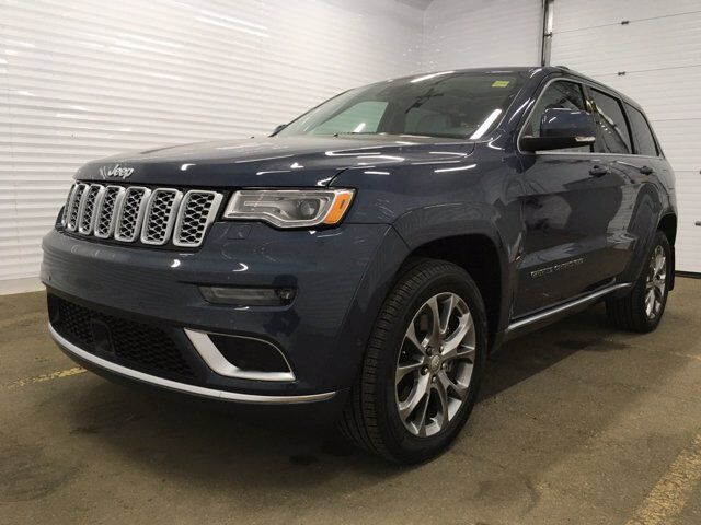 2020 Jeep Grand Cherokee Summit Sherwood Park AB
