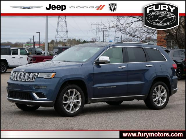 2020 Jeep Grand Cherokee Summit Oak Park Heights MN