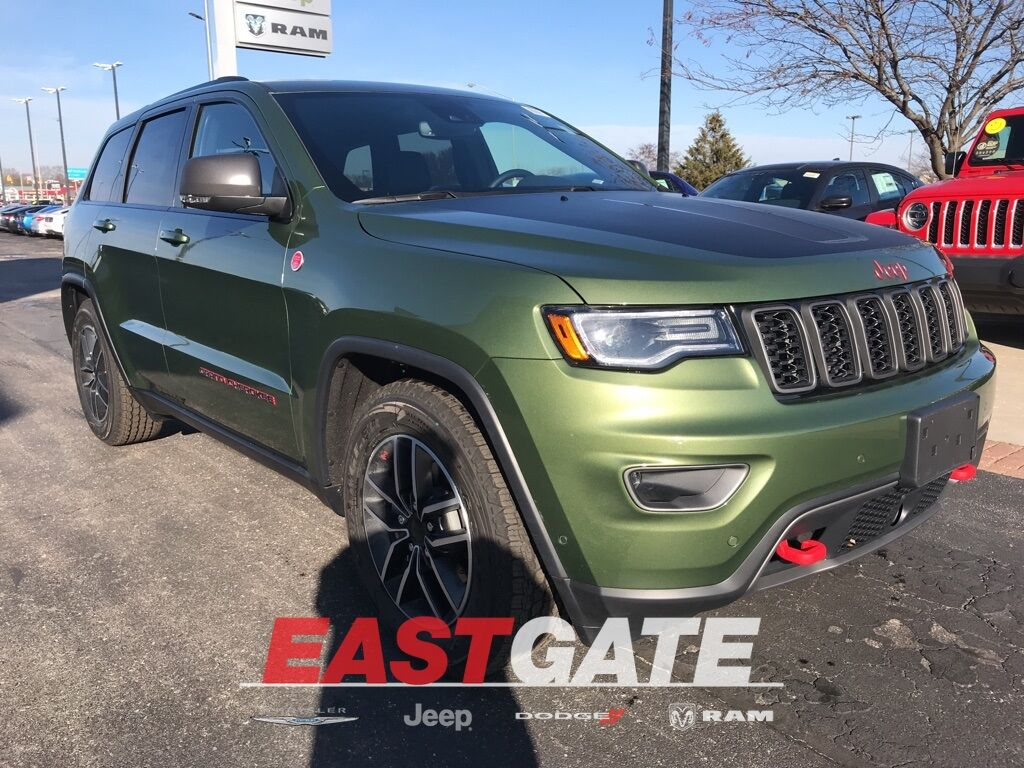 2020 Jeep Grand Cherokee TRAILHAWK 4X4 Indianapolis IN
