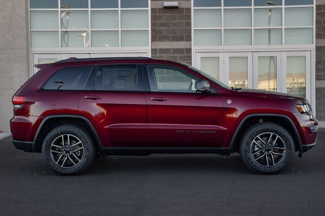 New 2020 Jeep Grand Cherokee TRAILHAWK 4X4 in Las Vegas NV