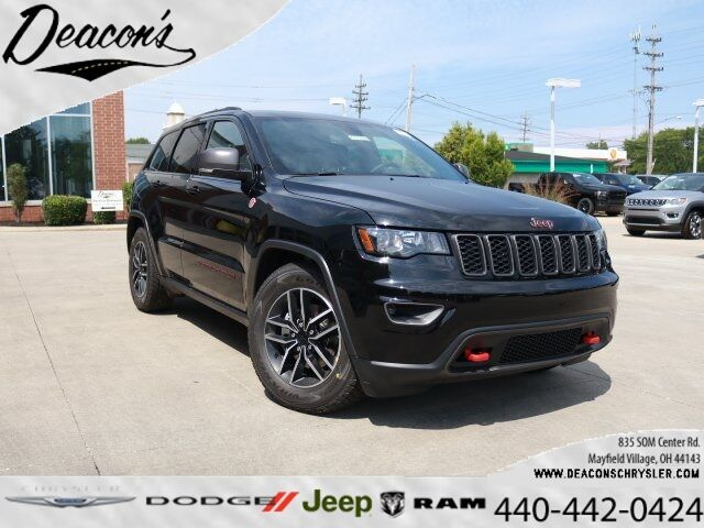 2020 Jeep Grand Cherokee TRAILHAWK 4X4 Mayfield Village OH