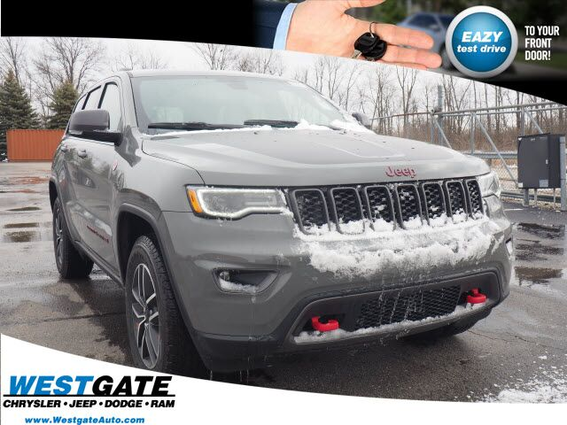 2020 Jeep Grand Cherokee TRAILHAWK 4X4 Plainfield IN