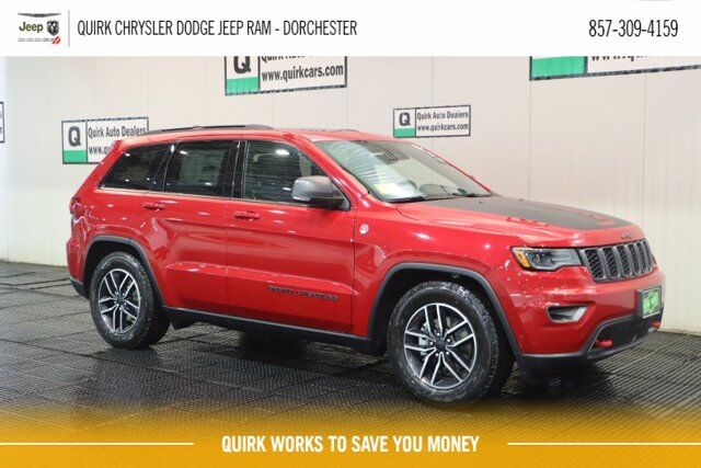 2020 Jeep Grand Cherokee TRAILHAWK 4X4 Boston MA
