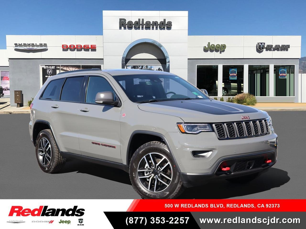 2020 Jeep Grand Cherokee TRAILHAWK 4X4 Redlands CA