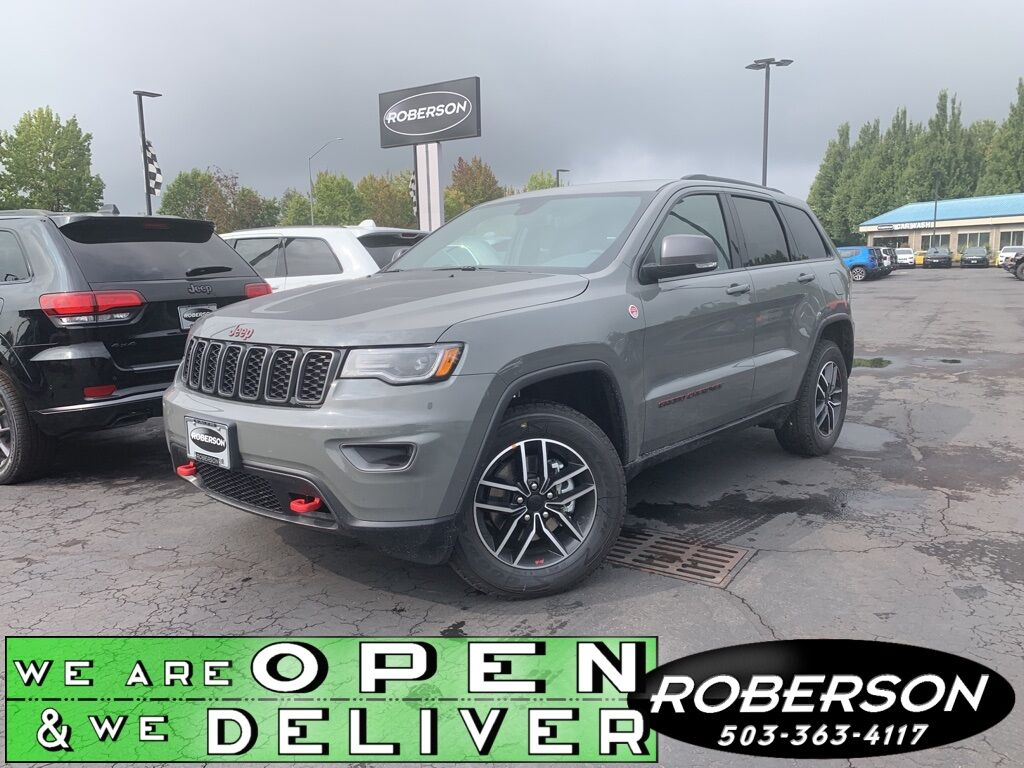 2020 Jeep Grand Cherokee TRAILHAWK 4X4 Salem OR