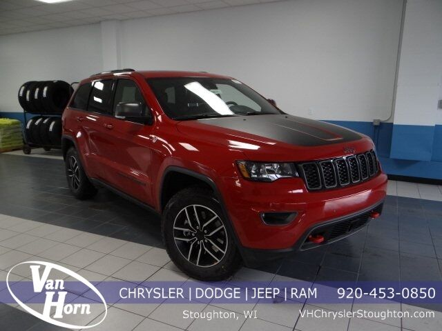 2020 Jeep Grand Cherokee TRAILHAWK 4X4 Stoughton WI