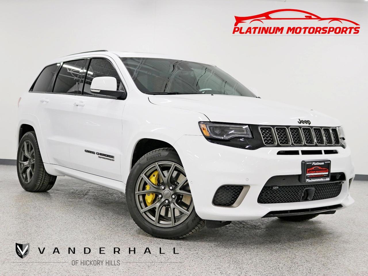 2020 Jeep Grand Cherokee Trackhawk 1 Owner Pano Escort Radar Custom Stereo Hickory Hills IL