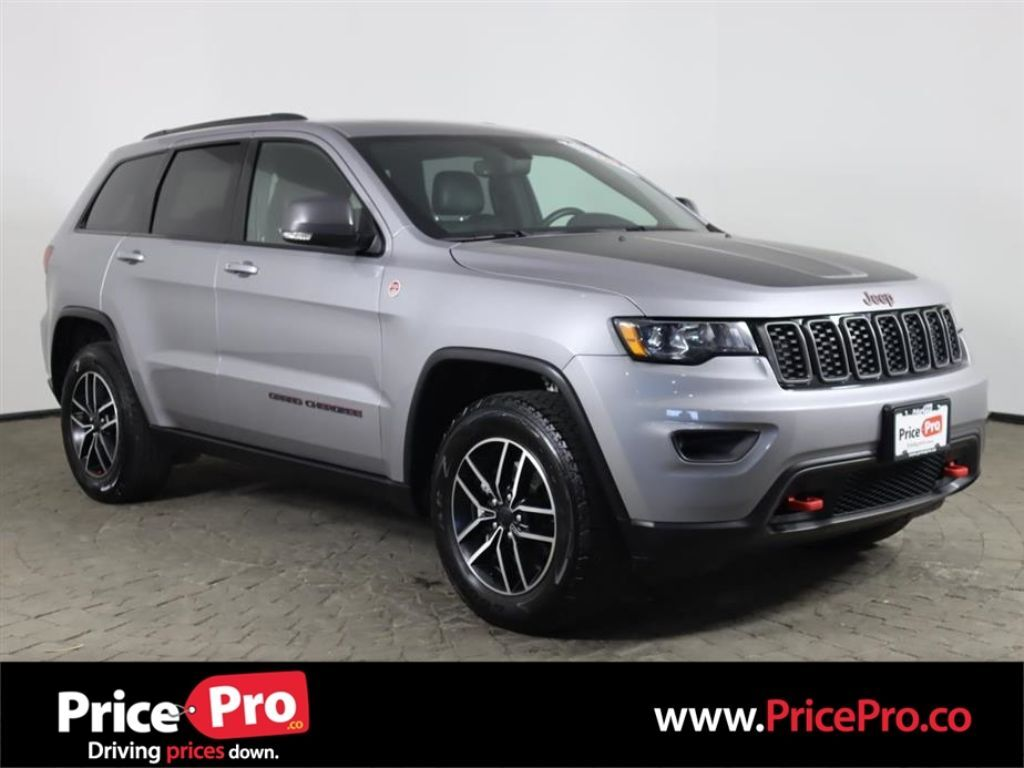 2020 Jeep Grand Cherokee Trailhawk 4x4 V6 w/Nav/Sunroof Maumee OH