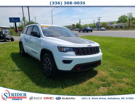 2020 Jeep Grand Cherokee Trailhawk Asheboro NC