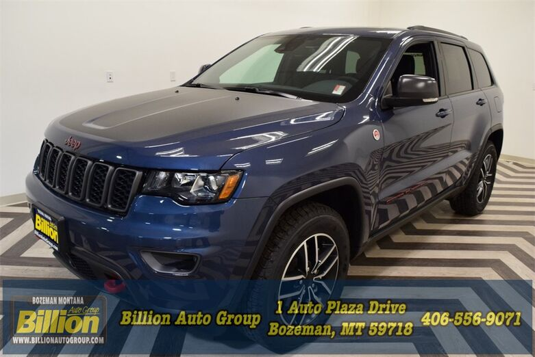 2020 Jeep Grand Cherokee Trailhawk Bozeman MT