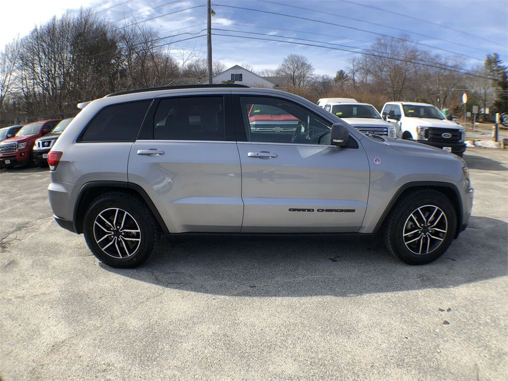 2020 Jeep Grand Cherokee Trailhawk Dudley MA