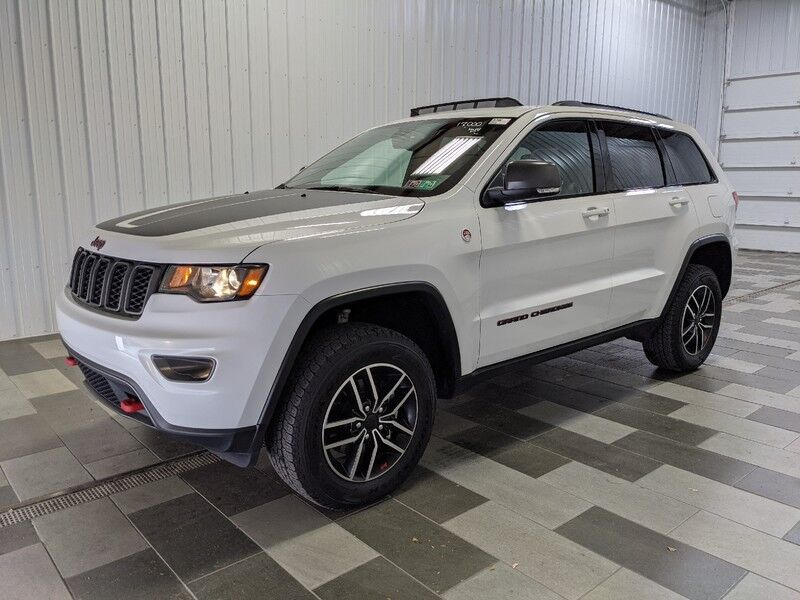 2020 Jeep Grand Cherokee Trailhawk Duncansville PA