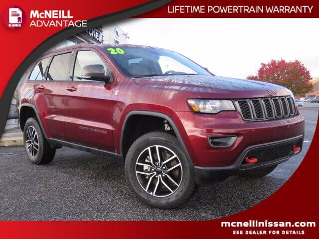 2020 Jeep Grand Cherokee Trailhawk High Point NC