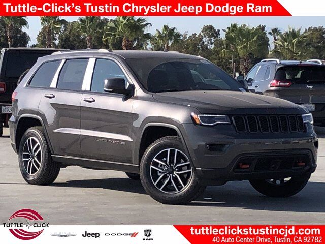 2020 Jeep Grand Cherokee Trailhawk Tustin CA