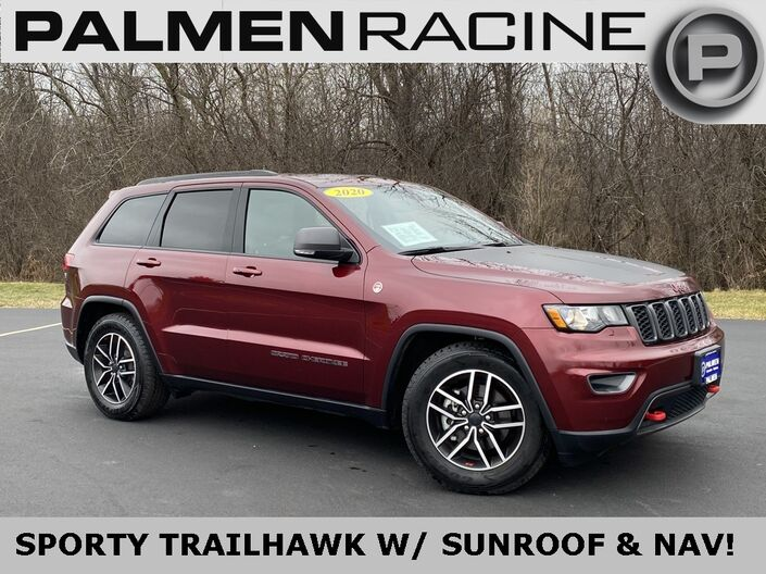 2020 Jeep Grand Cherokee Trailhawk Racine WI