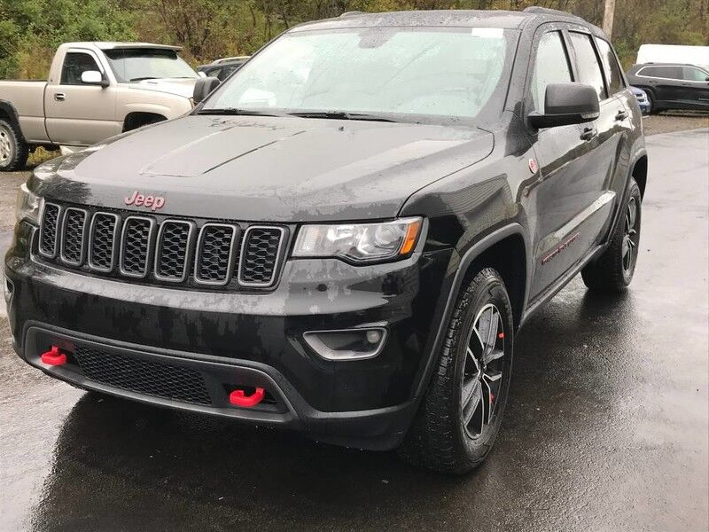2020 Jeep Grand Cherokee Trailhawk Little Valley NY 32765295