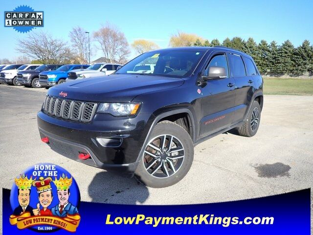 2020 Jeep Grand Cherokee Trailhawk Monroe MI