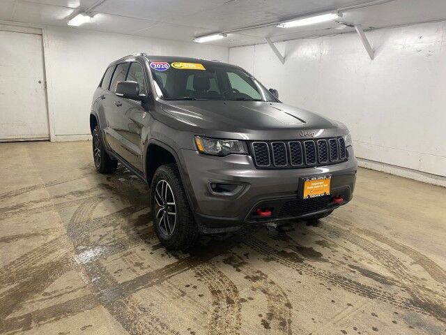 2020 Jeep Grand Cherokee Trailhawk Oneonta NY