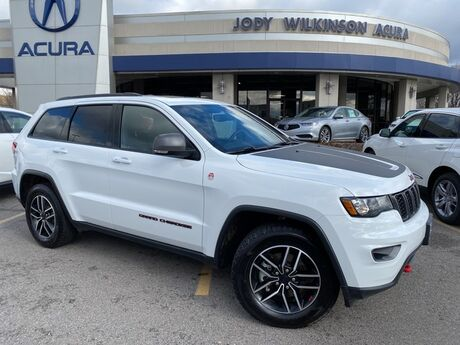 2020 Jeep Grand Cherokee Trailhawk Salt Lake City UT