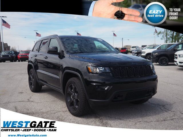 2020 Jeep Grand Cherokee UPLAND 4X4 Plainfield IN