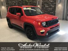 2020_Jeep_RENEGADE ALTITUDE FWD__ Hays KS