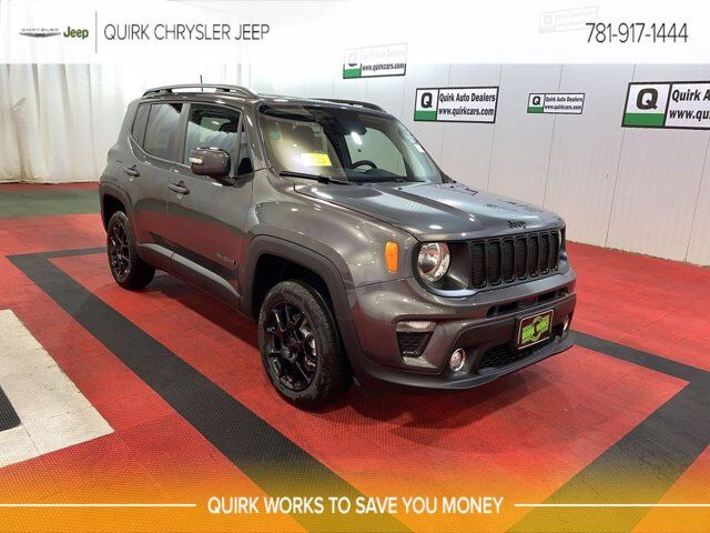 2020 Jeep Renegade ALTITUDE 4X4 Braintree MA