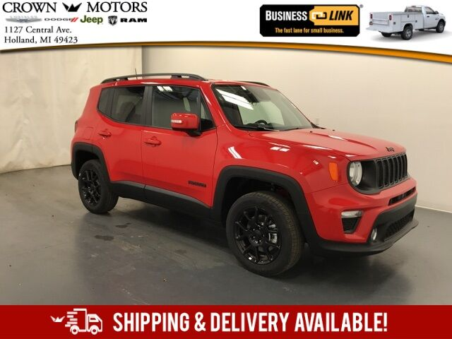 2020 Jeep Renegade ALTITUDE 4X4 Holland MI