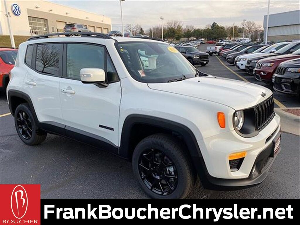 2020 Jeep Renegade ALTITUDE 4X4 Janesville WI