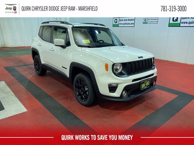 2020 Jeep Renegade ALTITUDE 4X4 Marshfield MA