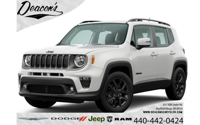 2020 Jeep Renegade ALTITUDE 4X4 Mayfield Village OH