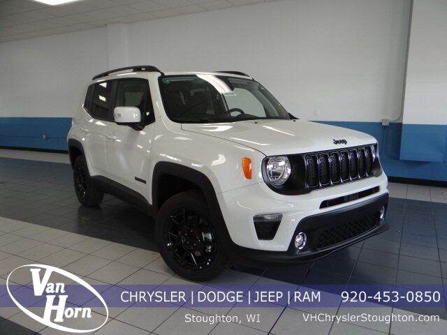 2020 Jeep Renegade ALTITUDE 4X4 Milwaukee WI